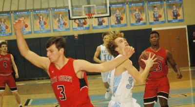 WHS boys' lose to East Surry