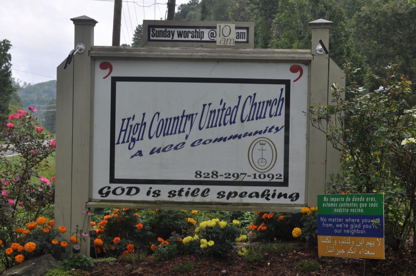 High Country United Church