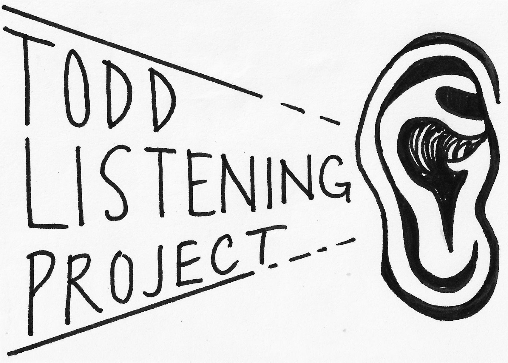 Todd Listening Project logo
