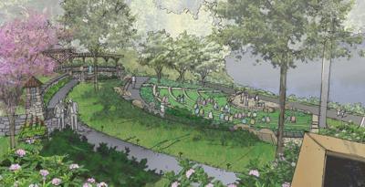 Legion Hill rendering