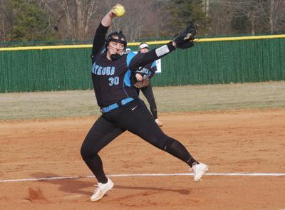 Watauga softball team falls to South Caldwell