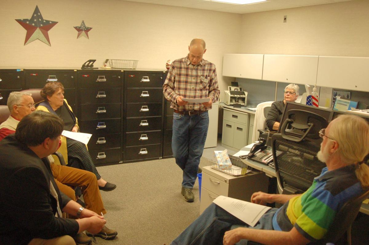 Watauga elections board