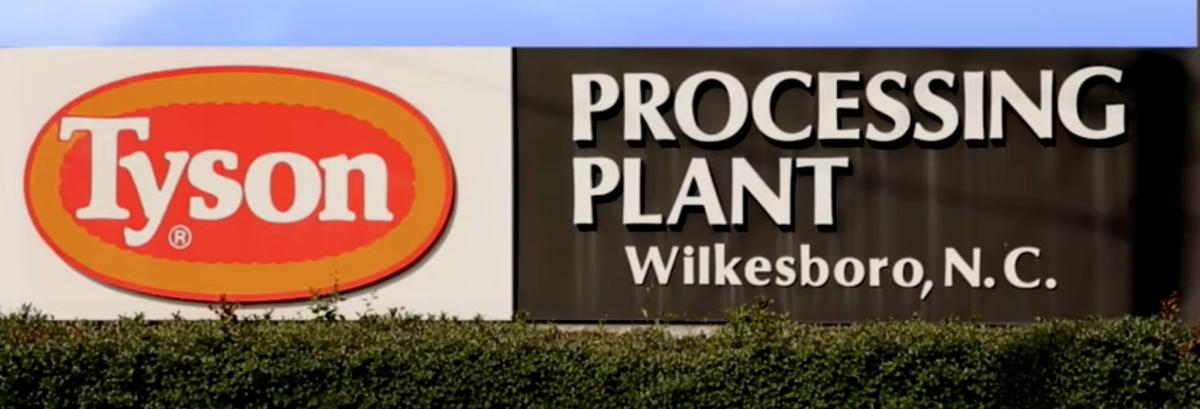 Tyson Wilkeboro plant