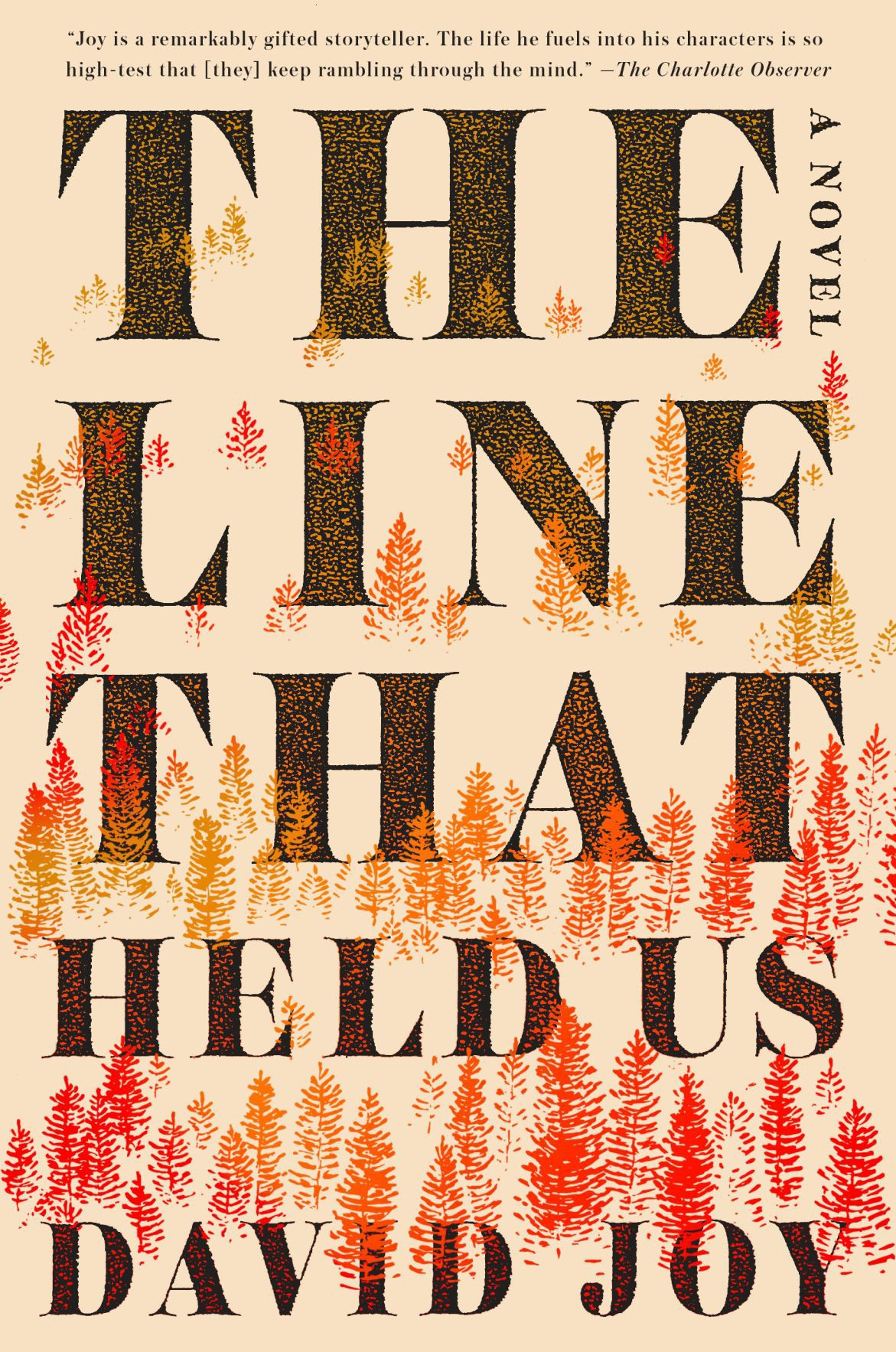 'The Line That Held Us'