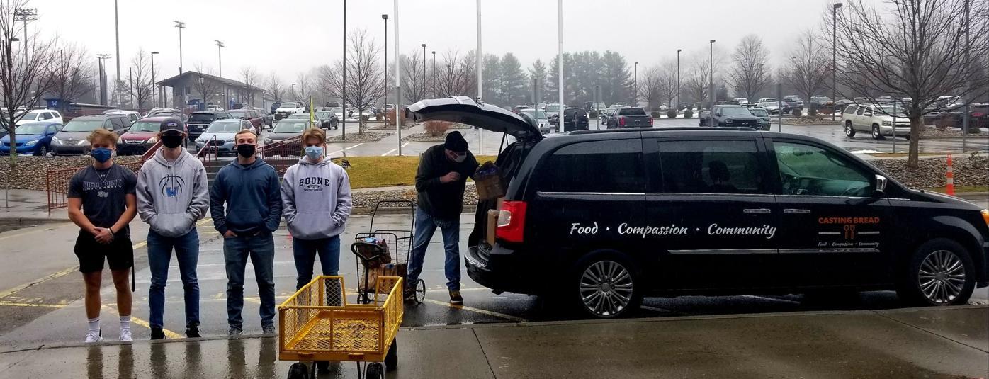 AFG Van Pick Up