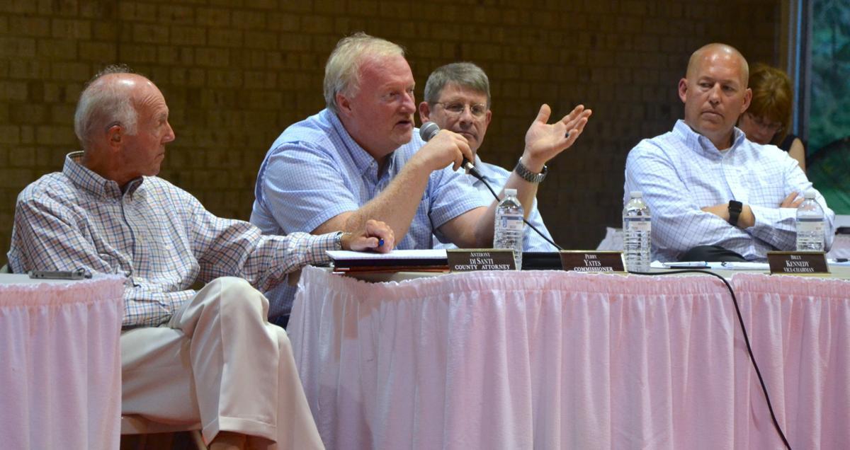 Tony diSanti, Perry Yates, Billy Kennedy, John Welch