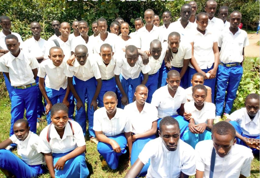 Ilundu students