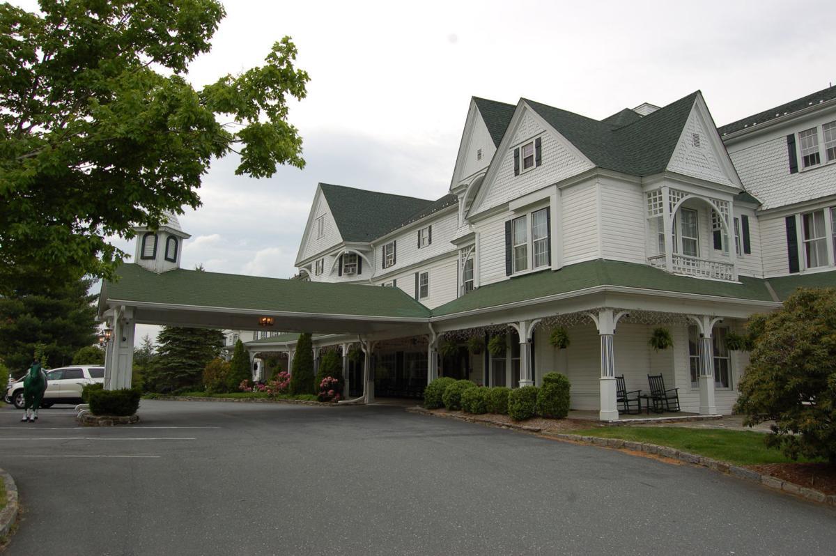 green park inn named one of 13 39 haunted 39 hotels in us. Black Bedroom Furniture Sets. Home Design Ideas