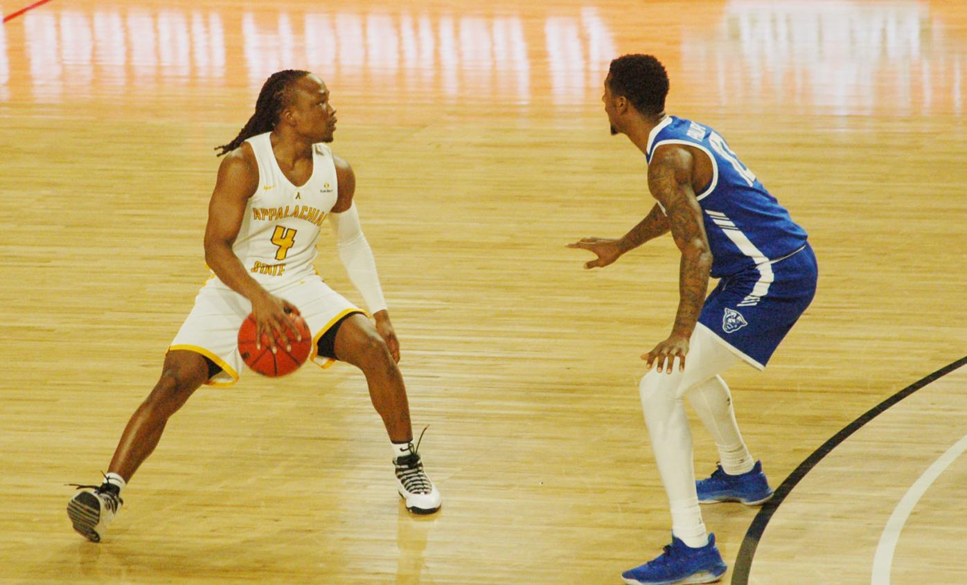 App State hosts conference tournament game