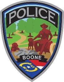 Boone Police logo