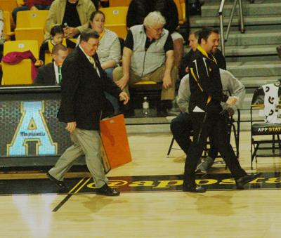 App State pep band honored by Sun Belt