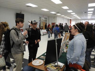Avery High School holds job fair