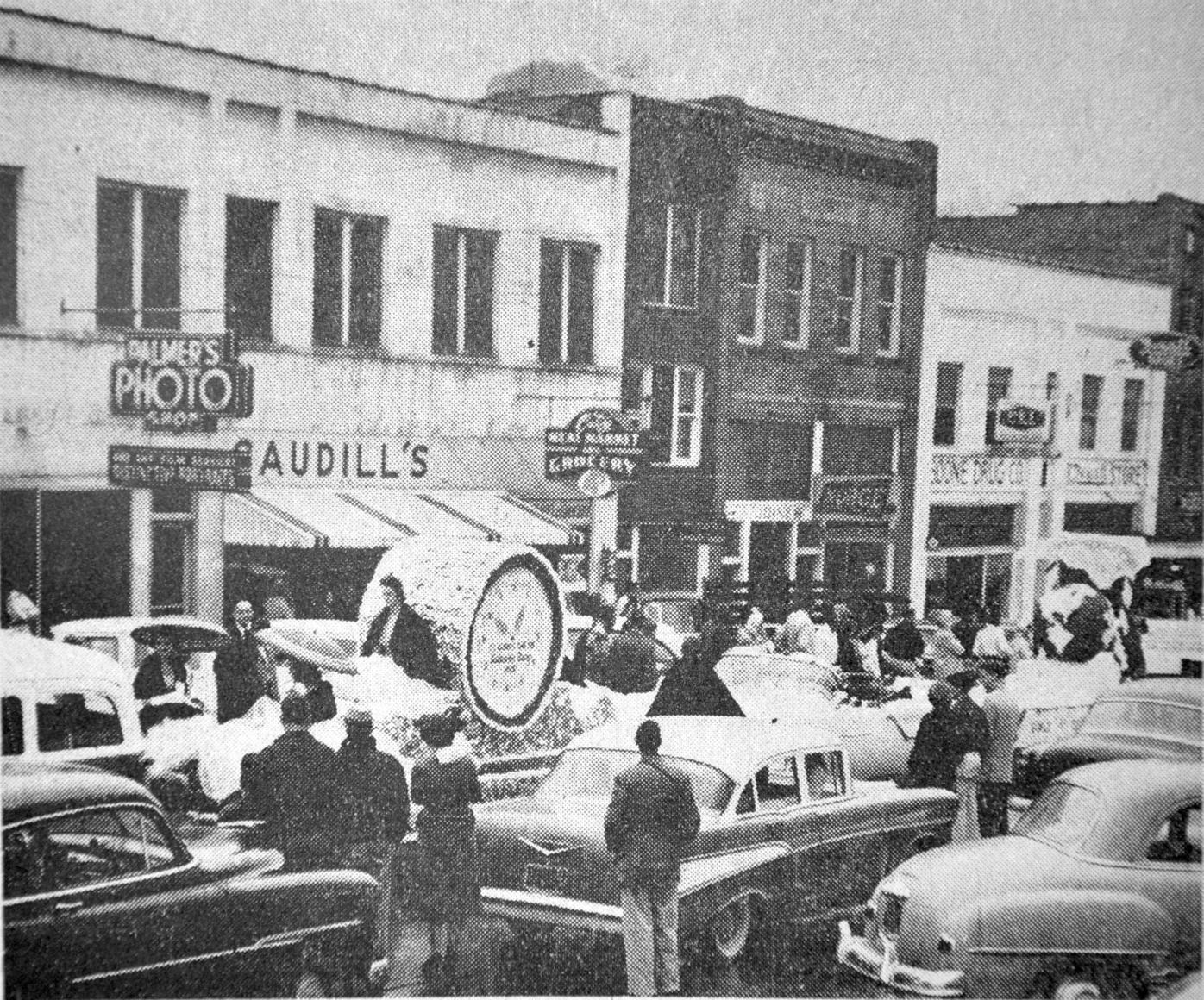 1957 parade