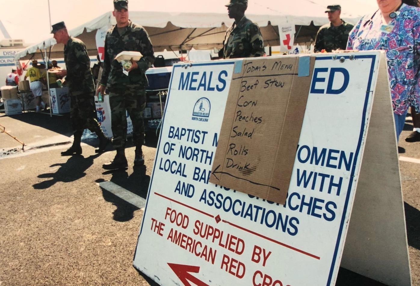 NC Baptist Men 9/11