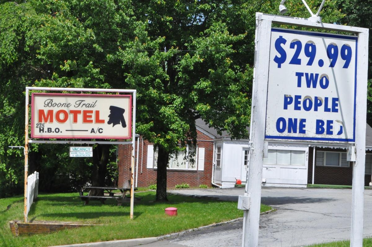 Boone Trail Motel Property Seeks Redevelopment To Mixed Use Space
