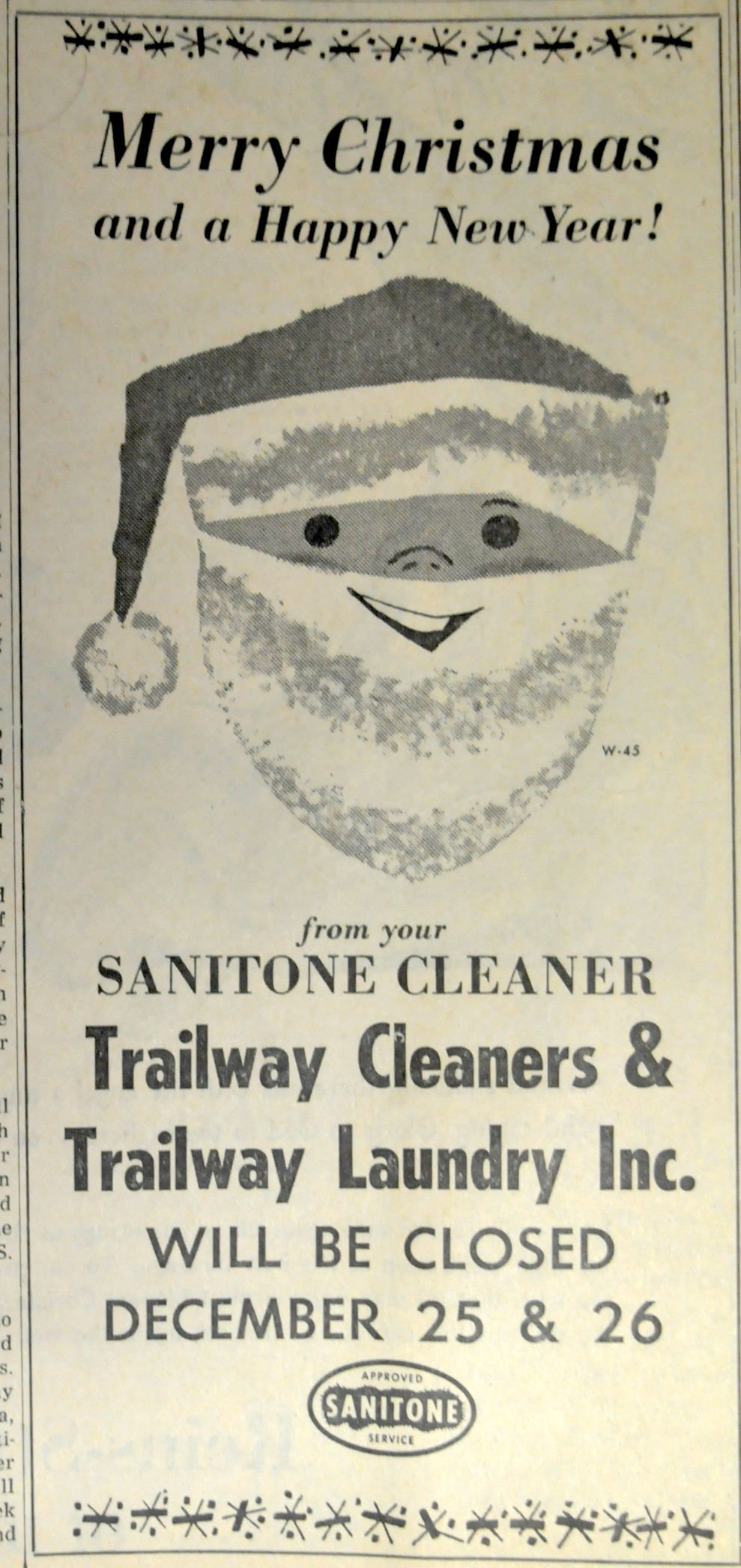 Trailway Cleaners