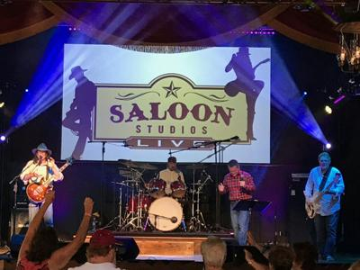 Irregular Ashe at Saloon Studios
