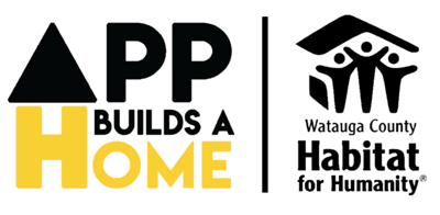 App Builds a Home, Habitat logo