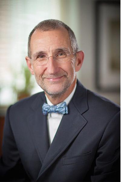 Interim University System President Bill Roper