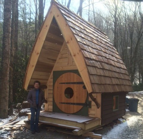 A House Fit for a Hobbit