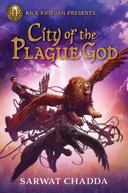 'City of the Plague God'