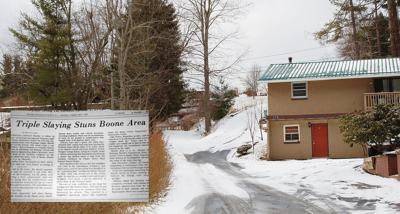Durham family residence location