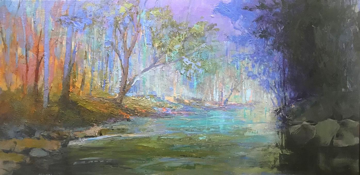 Andy Braitman - Laurel Fork 2  - 33x66.jpg
