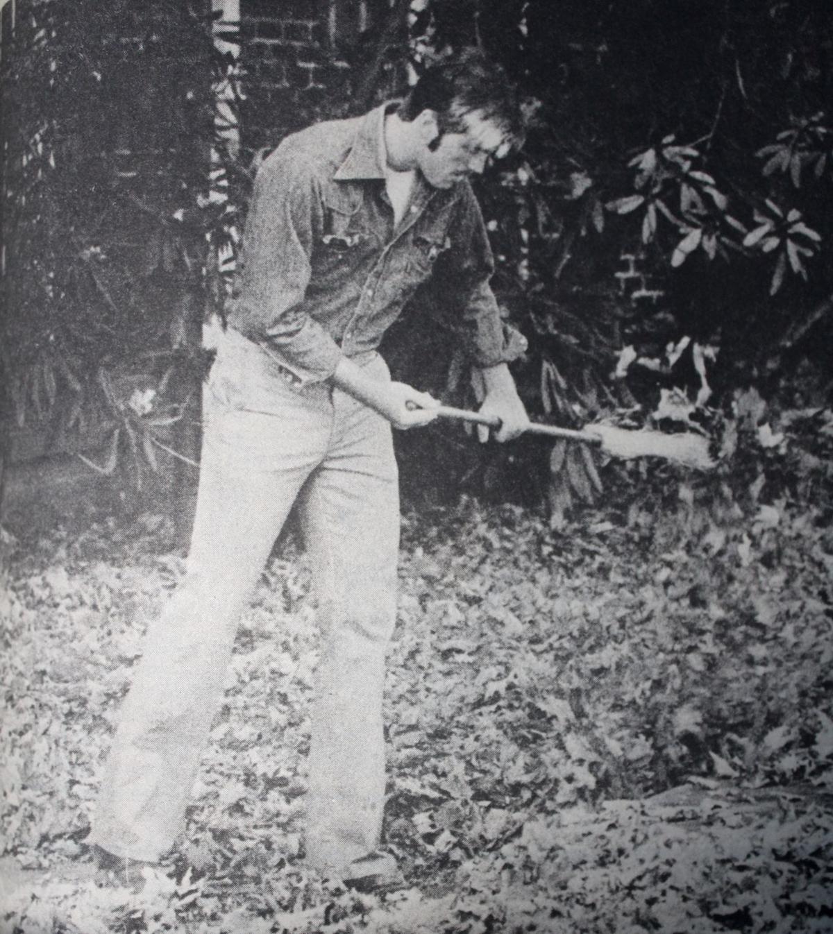 Gary Munn leaves