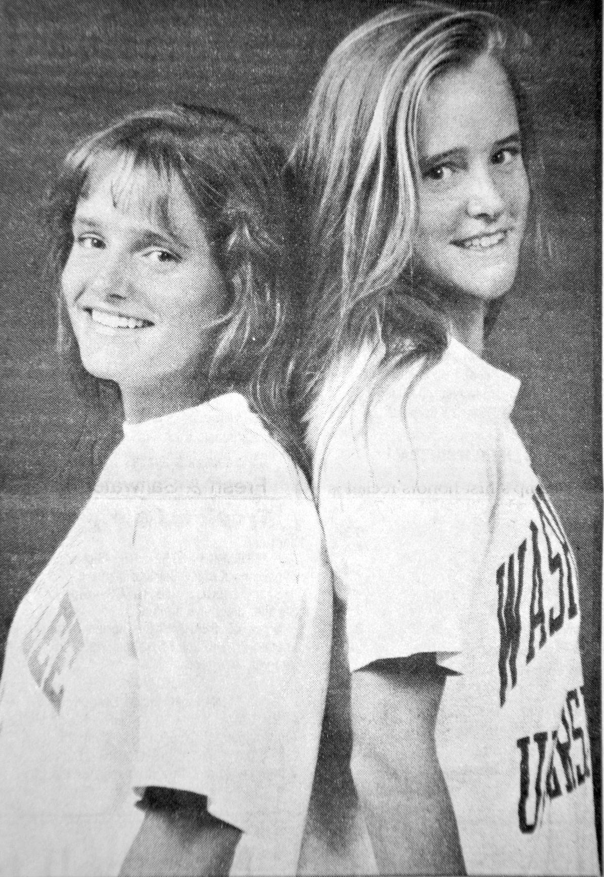 Jodi and Kim Herring