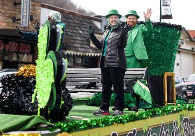 2019 Boone St. Patrick's Day Parade