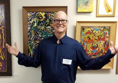 Glenn Bruce at ArtSpace
