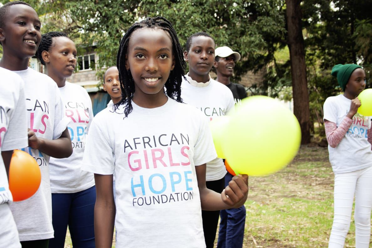 Girls of African Hope Foundation