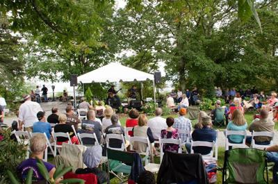 The Blowing Rock Music Festival returns to The Blowing Rock on Sept. 14.