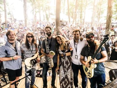DownTown Abby & The Echoes return to Boone to jumpstart its fall season of music.