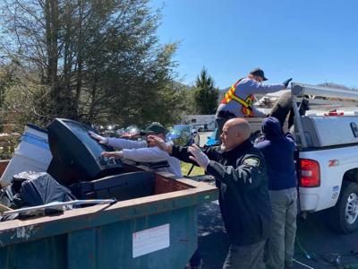 Avery County Clean Sweep
