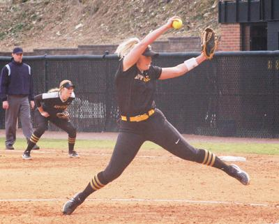 Longanecker leads App State into postseason