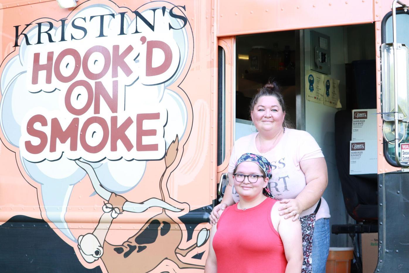 Kristin's Hook'd on Smoke