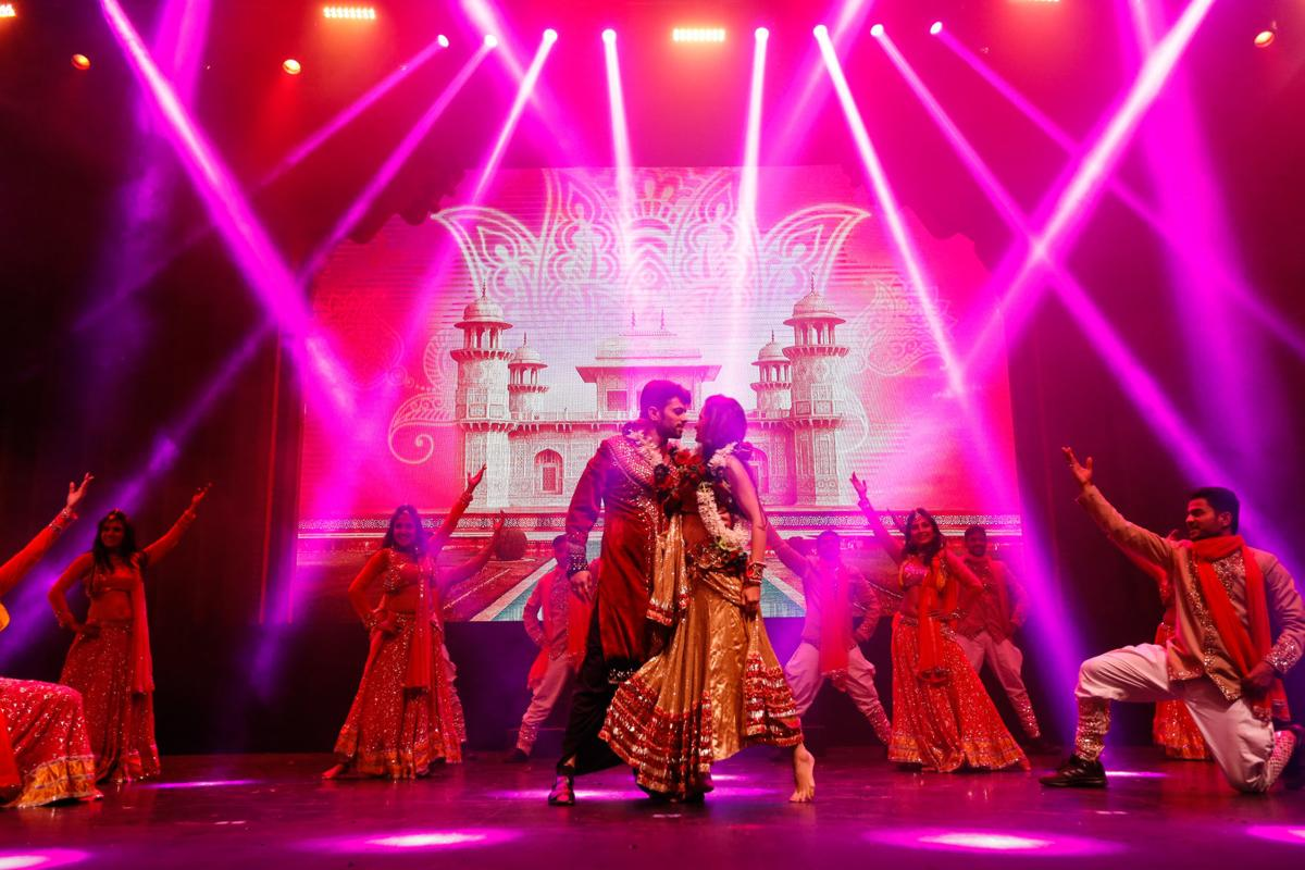 Taj Express brings a taste of Bollywood to the High Country on Nov. 8.