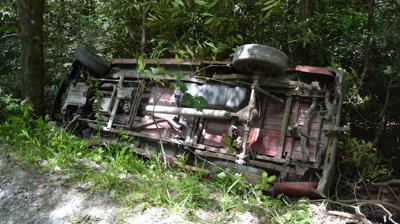 Kellersville Road wreck
