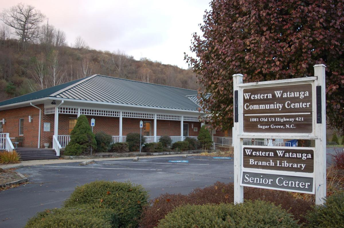 Western Watauga Community Center
