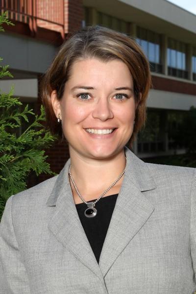 Elizabeth Underwood, executive director of the New River Conservancy