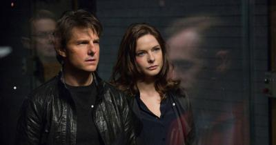 Mission: Impossible--Rogue Nation