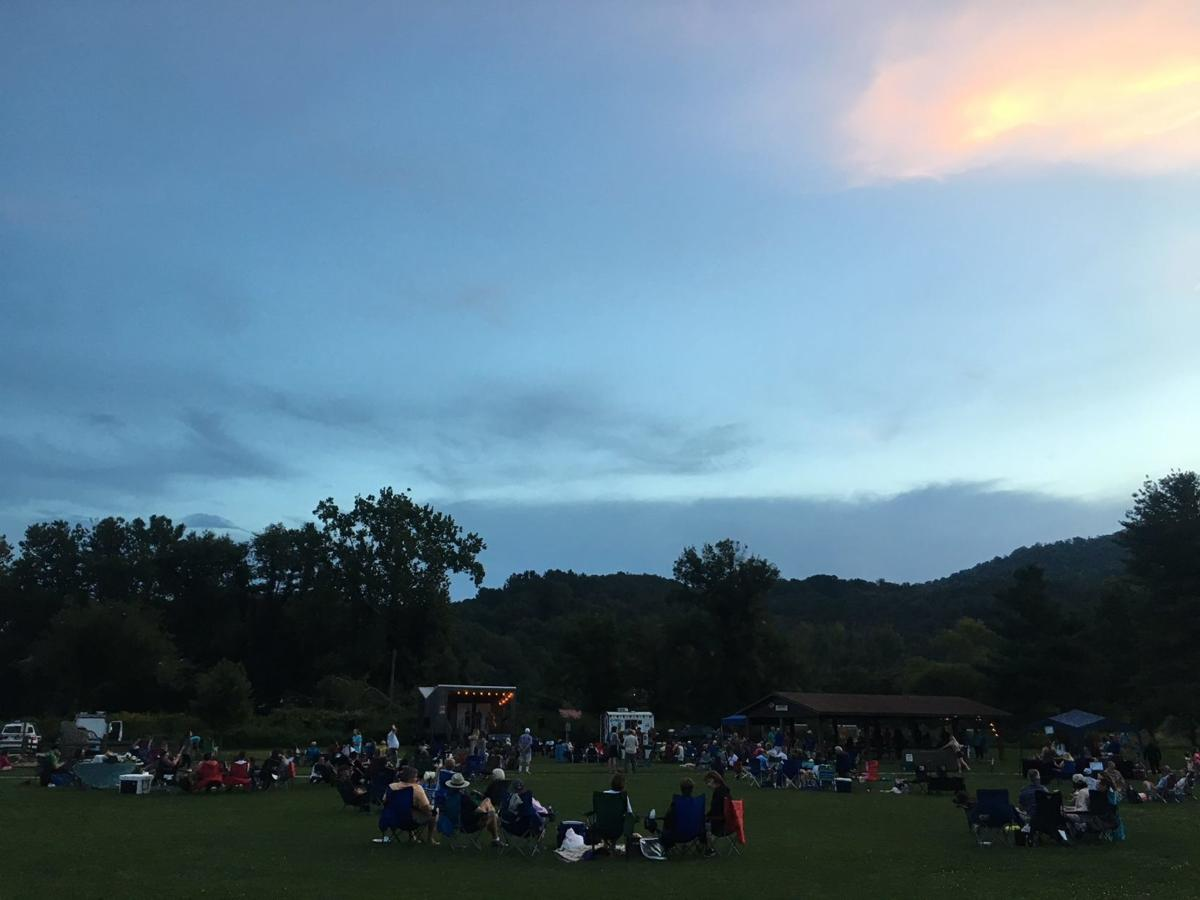 Music in the Valle evening concert