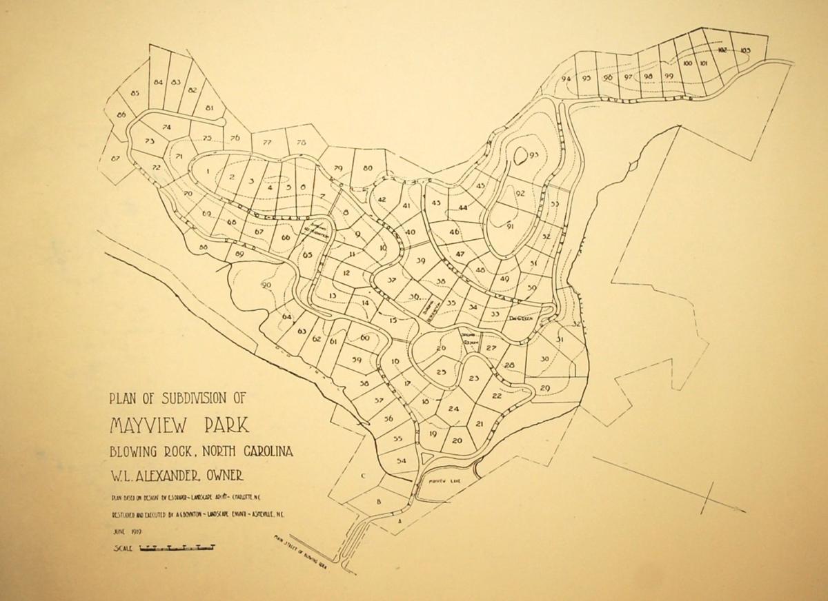 Mayview Park plot