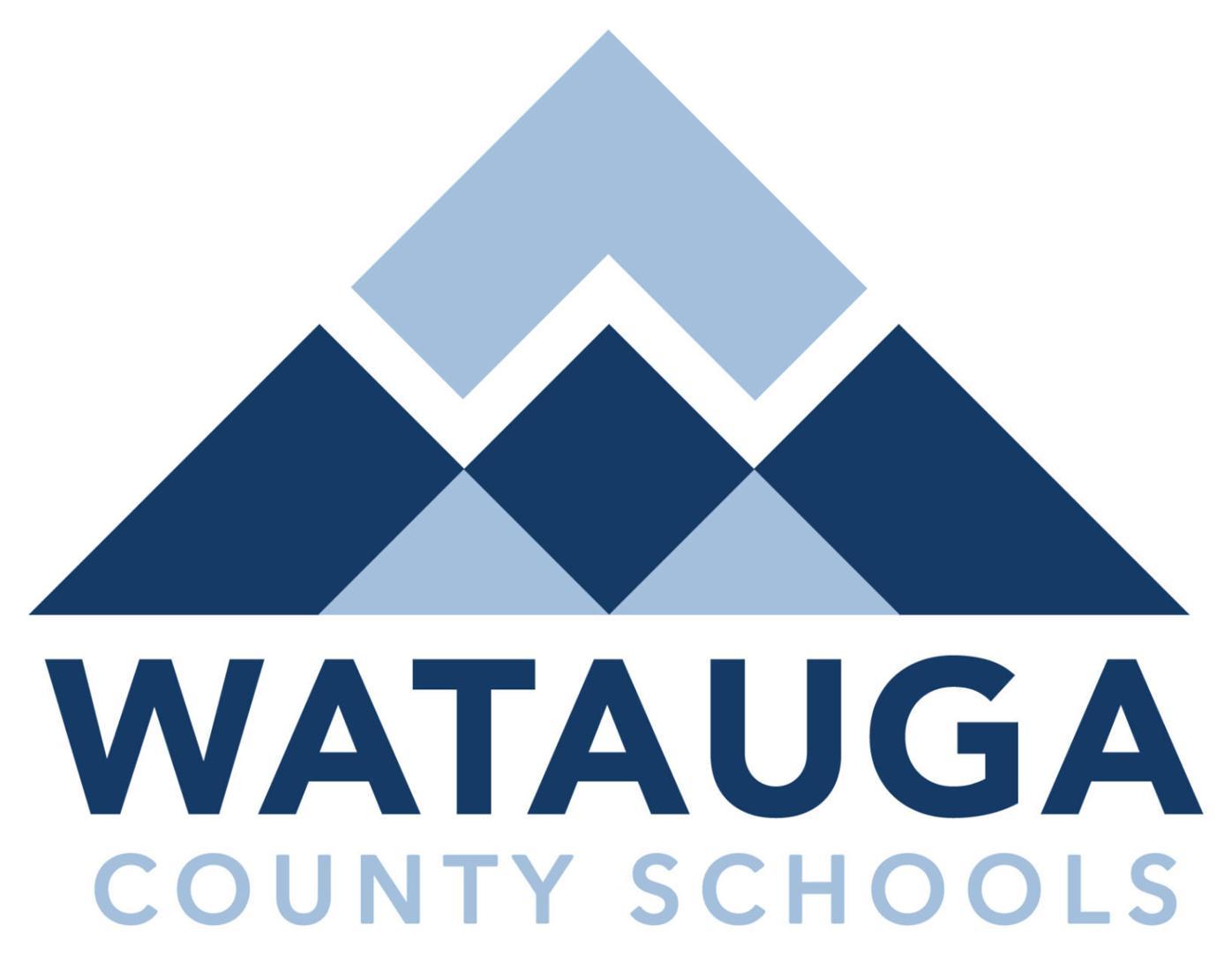 Watauga County Schools logo