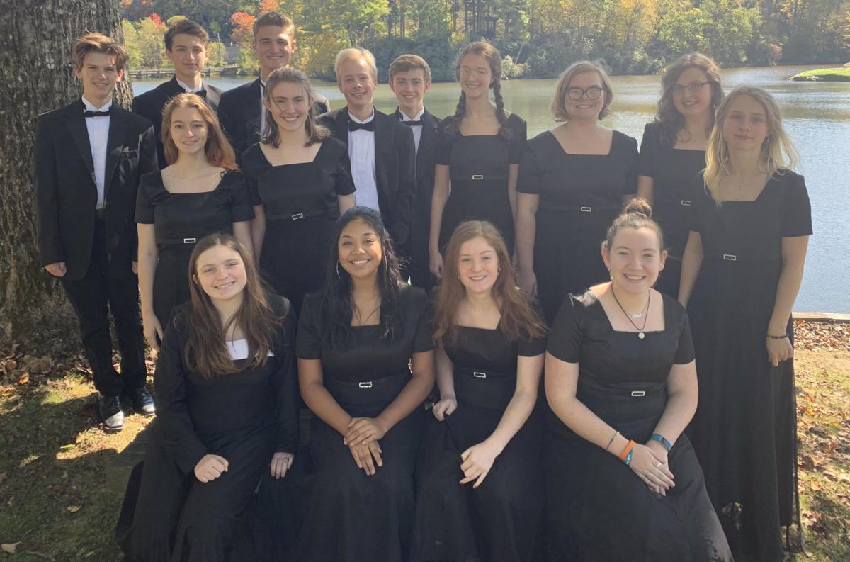 WHS Honors Choir