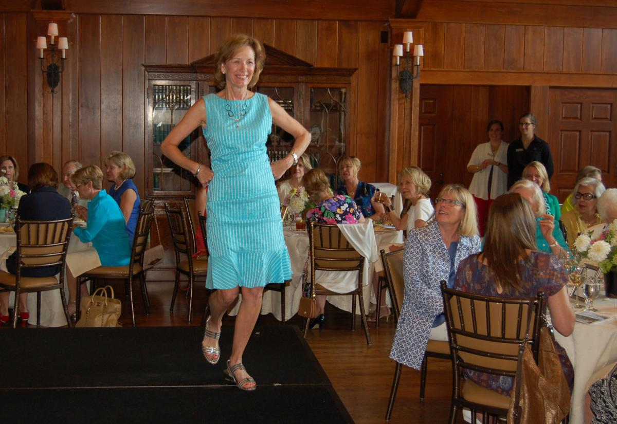 40th Annual Blowing Rock Fashion Show July 21 Blowing Rocket