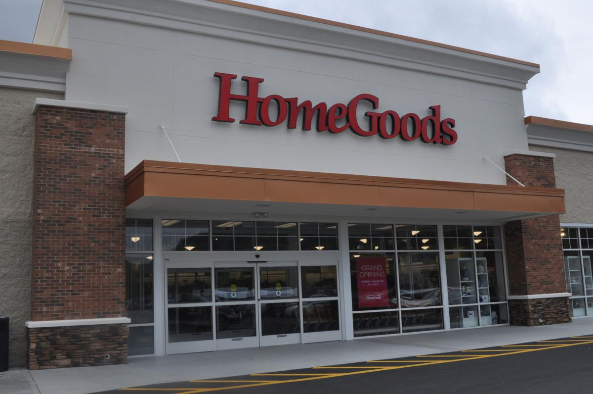 Homegoods set for aug 20 opening main street for Home goode