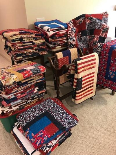 Hero Quilts 2020