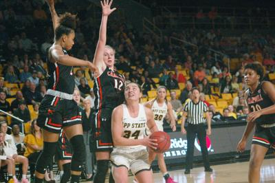 Story leads App State to win over Campbell